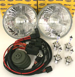 Complete Ecode Headlight Kit - Porsche 944