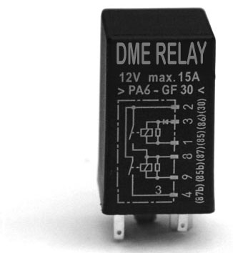 Porsche 944 DME Relay Info & Troubleshooting